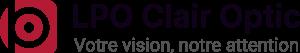Logo LPO Clair Optic